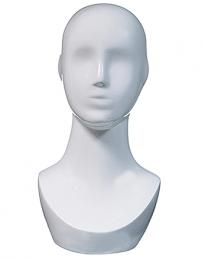 Female Fiberglass Display Head (MDH-030)