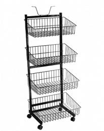 4 Basket Stands (DW4-B)