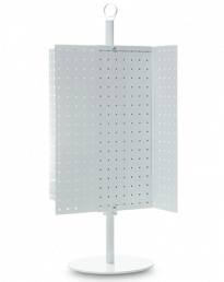 Quad Counter Panel Racks (ISD2084-W)