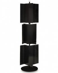 Quad Panel Floor Racks (ISD2085-B)
