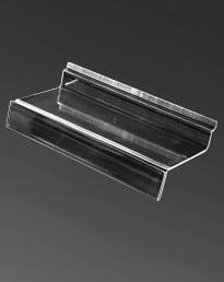 Flat Moulded Acrylic Shelves (IAC-125)