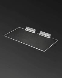 Flat Moulded Acrylic Shelves (IAC-130)