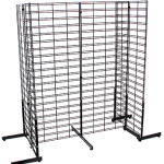 H-Shape Modular Gridmesh Gondola Stands – 1200mm(L)