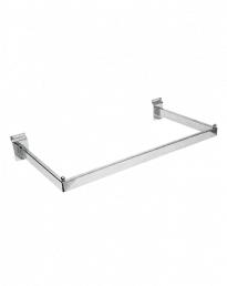 Slat Panel Rectangular Hangrail (ISWHR600)