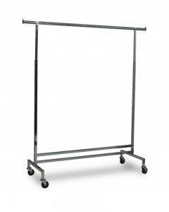 Straight Clothing Racks (IK43)
