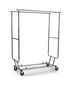 Straight Clothing Racks (IRCS2)
