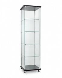 Semi Frameless Showcase Display Cabinets (TR-5018-BK)