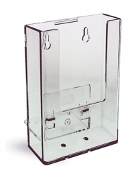 Single Pocket 1/3 A4 Brochure Holder- Portrait (W104)