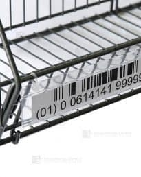 39mm (h) Hanging Data Strips (RHDS55539CL)
