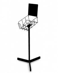 A4 Catalogue Display Stands (ICS-A4B)