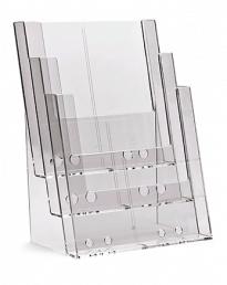 A4 Counter Top Brochure Holder (3C230)
