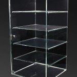 Acrylic Display Case 5 Shelf  (IAC805)