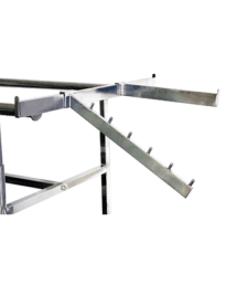 Accessories For Heavy Duty Double Bar Rack (IK40 & IK41 Crossbar & Faceouts)