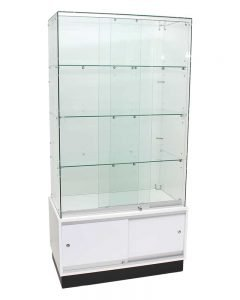 Deluxe-Frameless-Display-Cabinet-With-Storage-FCS-900