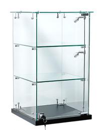 Countertop Display Case Cabinets